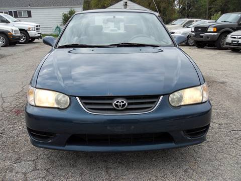 2002 Toyota Corolla for sale in Round Lake Heights, IL