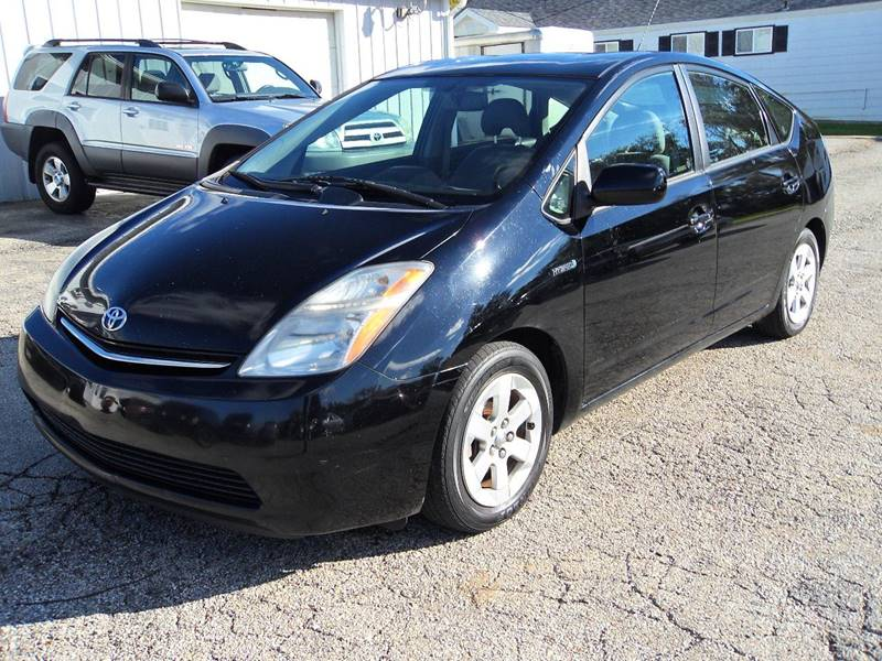 2007 Toyota Prius Touring 4dr Hatchback   Round Lake Heights IL