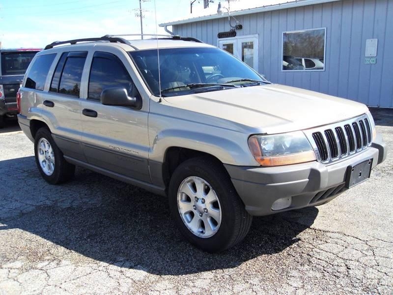 2001 Jeep Grand Cherokee 4dr Laredo 4WD SUV - Round Lake Heights IL