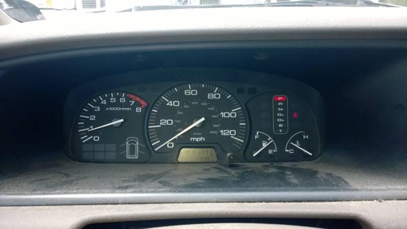 1998 Honda Odyssey 4dr LX Mini-Van - Round Lake Heights IL