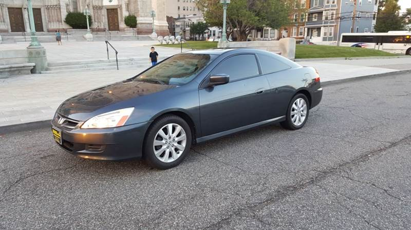 2007 Honda Accord LX V 6 2dr Coupe   Newark NJ