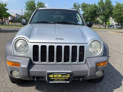 2002 Jeep Liberty for sale in Newark, NJ