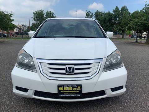 2008 Honda Odyssey for sale in Newark, NJ