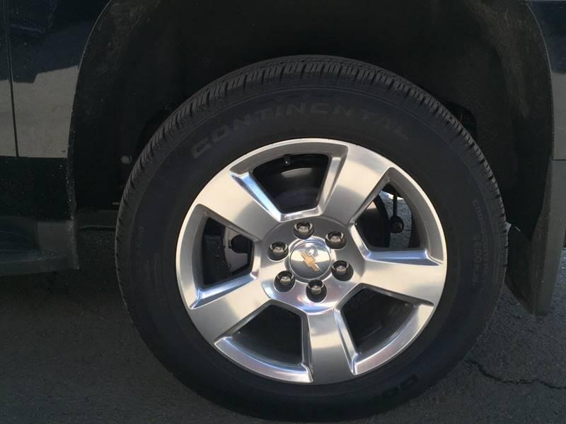 2016 Chevrolet Suburban 4x4 LTZ 1500 4dr SUV - Mckeesport PA