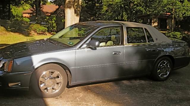 2002 Cadillac DTS  - Mckeesport PA