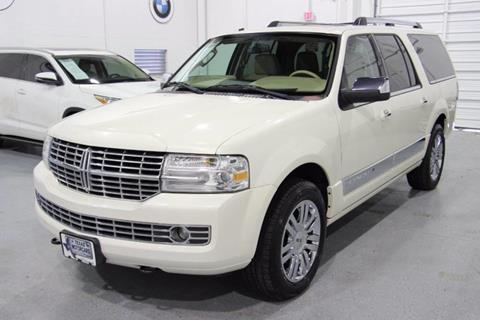 2007 Lincoln Navigator L for sale in Houston, TX