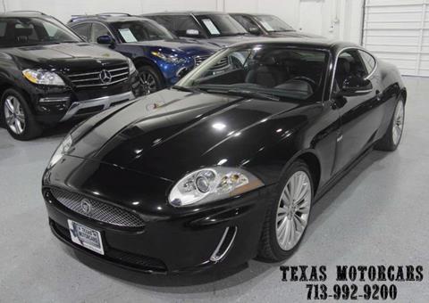 2011 Jaguar XK for sale in Houston, TX