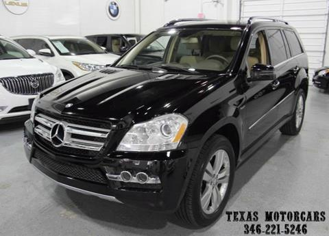 2011 Mercedes-Benz GL-Class for sale in Houston, TX