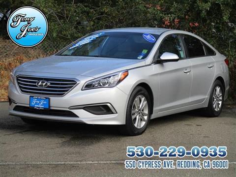 2017 Hyundai Sonata for sale in Redding, CA