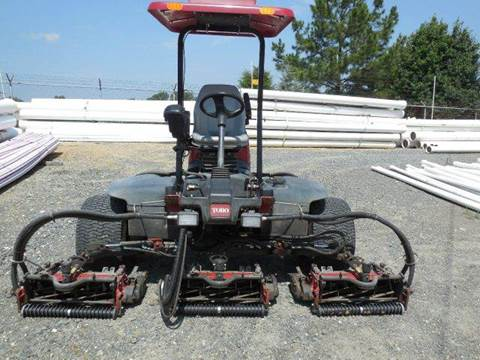 2011 Toro 5510 REELMASTER for sale in Hickory, NC
