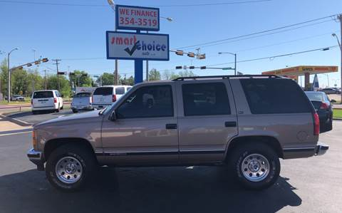 1996 GMC Yukon for sale in Yukon, OK