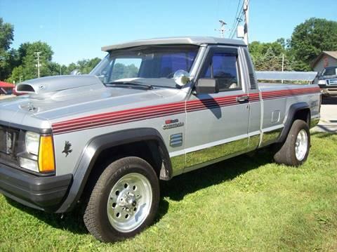 1988 Jeep Comanche for sale in Midland, MI