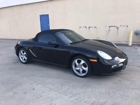 2006 Porsche Boxster for sale in San Antonio, TX