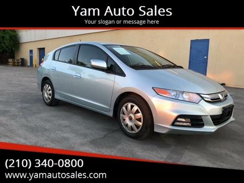 2012 Honda Insight For Sale In San Antonio, TX