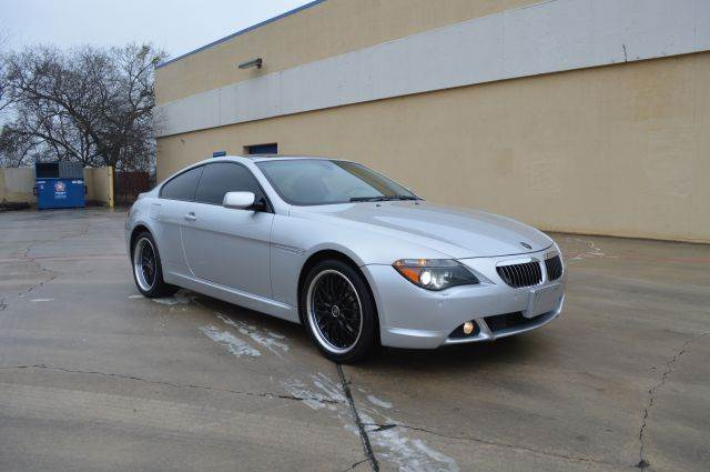 2005 bmw 6 series 645ci 2dr coupe in san antonio tx yam auto sales. Black Bedroom Furniture Sets. Home Design Ideas