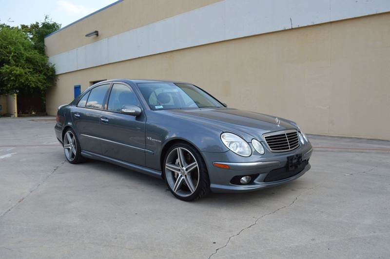 2005 mercedes benz e class e55 amg 4dr sedan in san for 2005 mercedes benz e55 amg