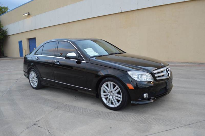 2009 mercedes benz c class c300 luxury 4dr sedan in san for San antonio mercedes benz dealers