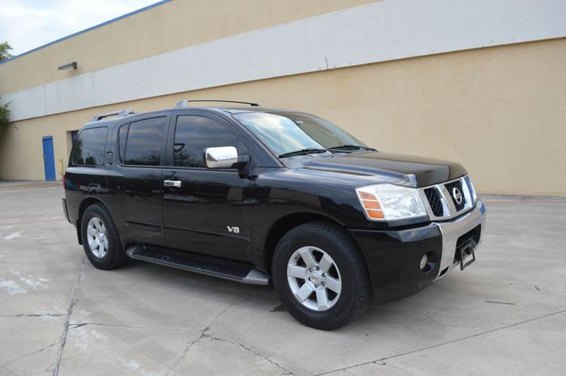 2005 nissan armada se 4dr suv in san antonio tx yam auto sales. Black Bedroom Furniture Sets. Home Design Ideas
