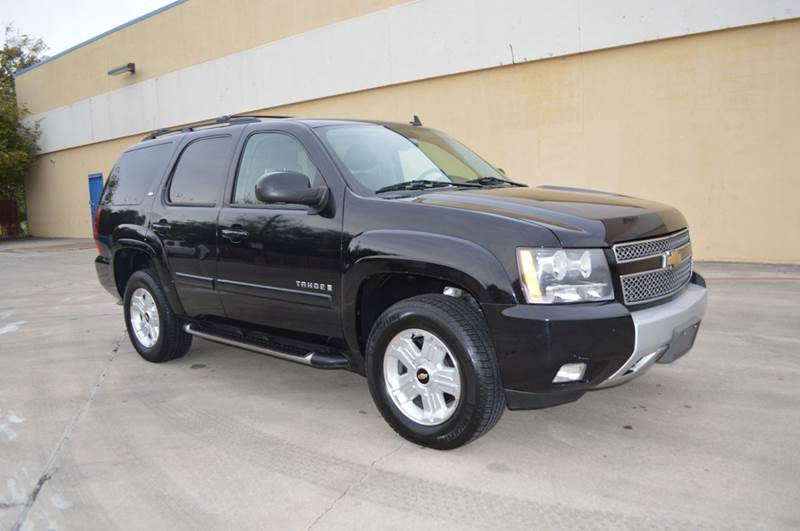 2009 chevrolet tahoe lt 4x4 4dr suv w 2lt in san antonio. Black Bedroom Furniture Sets. Home Design Ideas