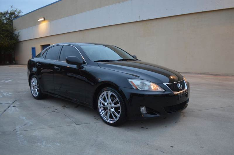 2006 Lexus IS 250 4dr Sedan W/Automatic   San Antonio TX