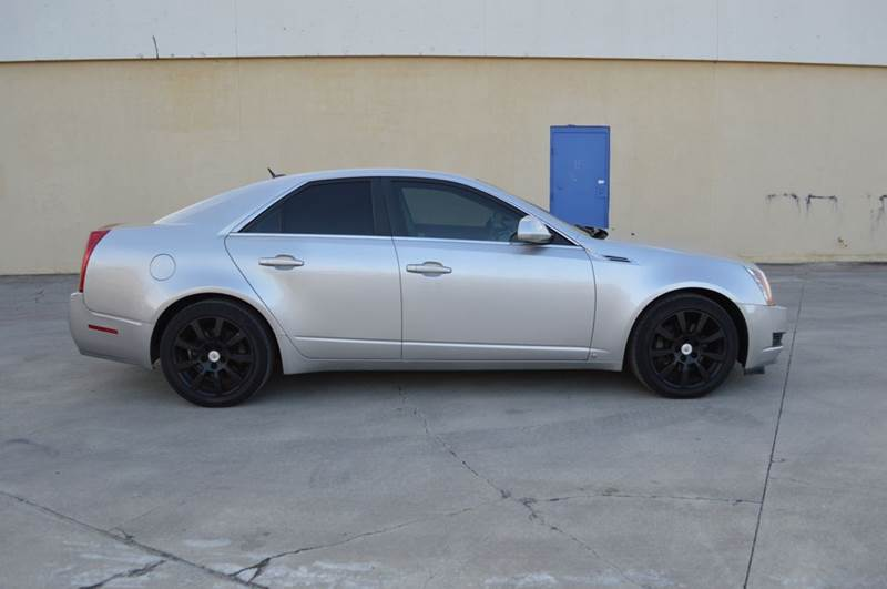 2008 cadillac cts 3 6l v6 4dr sedan in san antonio tx. Black Bedroom Furniture Sets. Home Design Ideas