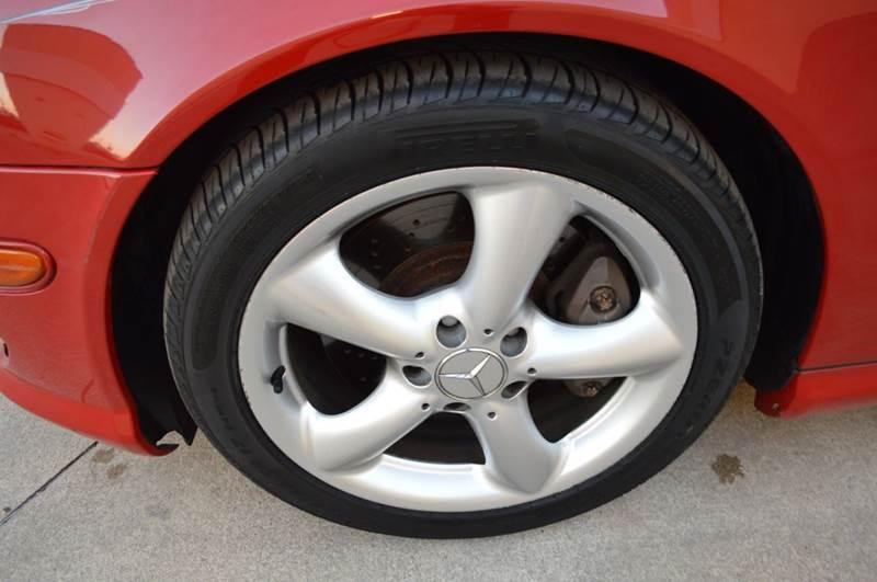 2005 Mercedes-Benz C-Class C 230 Kompressor 4dr Sedan - San Antonio TX