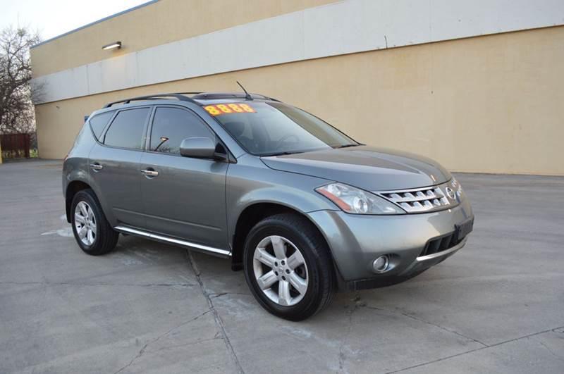 2006 Nissan Murano SL AWD 4dr SUV In San Antonio TX - Yam Auto Sales