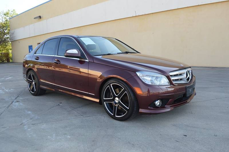 2008 mercedes benz c class c350 sport 4dr sedan in san for San antonio mercedes benz dealers
