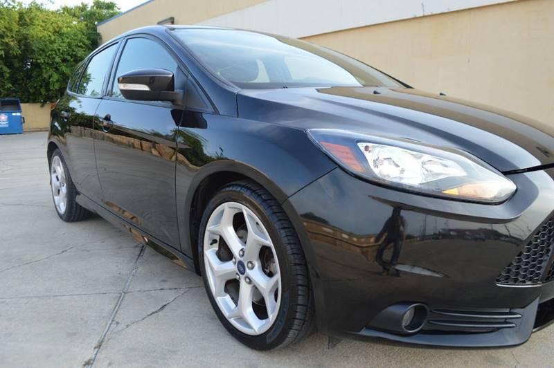 2013 Ford Focus ST 4dr Hatchback - San Antonio TX