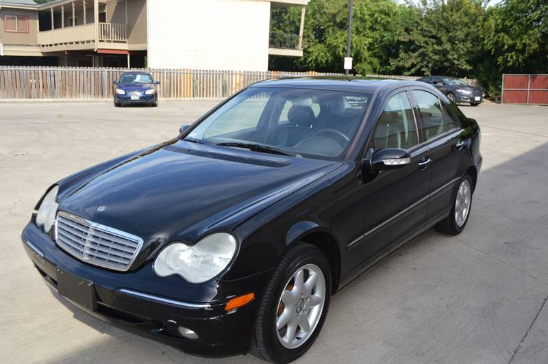 2003 Mercedes-Benz C-Class C 240 4dr Sedan - San Antonio TX