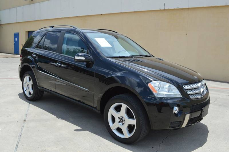 2006 mercedes benz m class ml500 awd 4matic 4dr suv in san. Black Bedroom Furniture Sets. Home Design Ideas