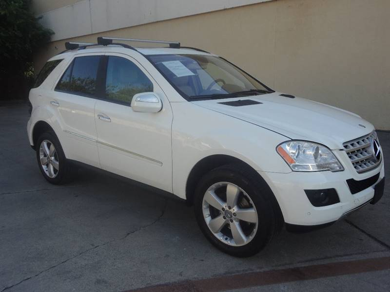 2009 mercedes benz m class ml350 4matic awd 4dr suv in san for 2009 mercedes benz ml350