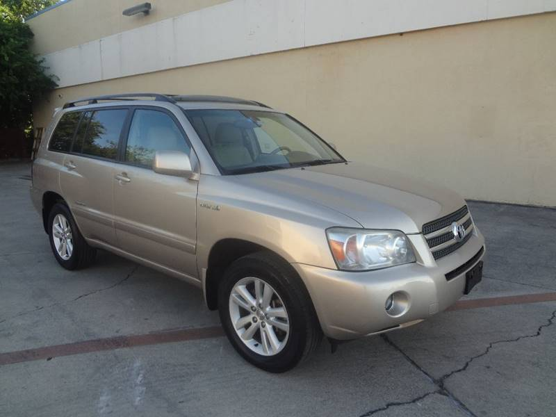 2006 toyota highlander hybrid limited 4dr suv in san antonio tx yam auto sales. Black Bedroom Furniture Sets. Home Design Ideas
