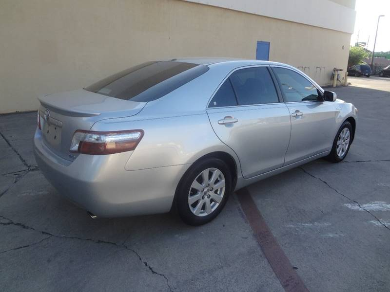 2007 toyota camry hybrid 4dr sedan in san antonio tx yam. Black Bedroom Furniture Sets. Home Design Ideas