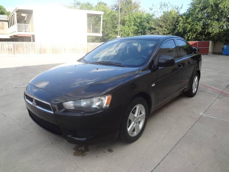 2009 mitsubishi lancer es sport 4dr sedan cvt in san. Black Bedroom Furniture Sets. Home Design Ideas