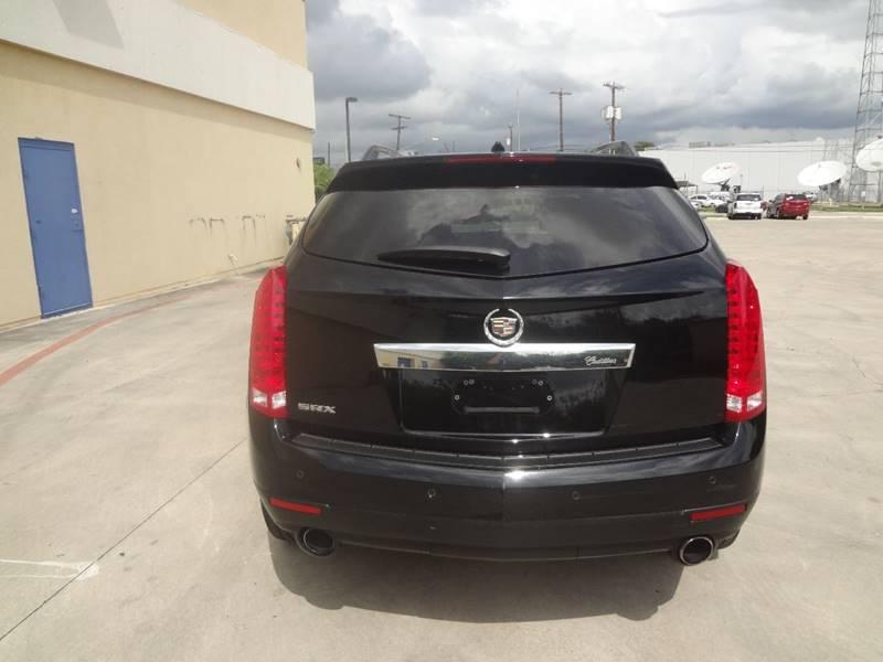 2010 Cadillac SRX Luxury Collection 4dr SUV - San Antonio TX