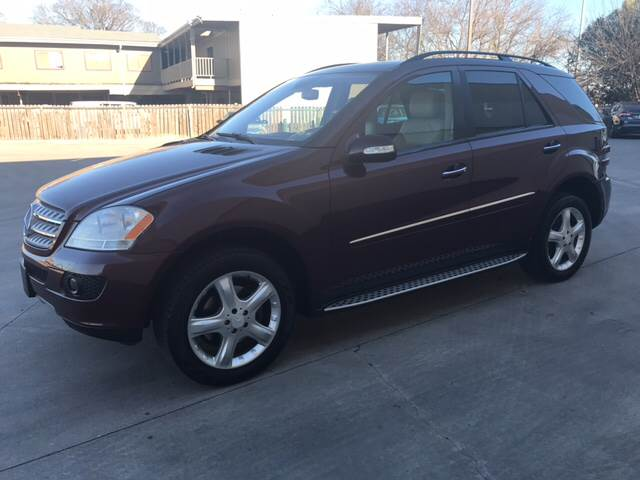 2008 Mercedes-Benz M-Class AWD ML 350 4MATIC 4dr SUV - San Antonio TX