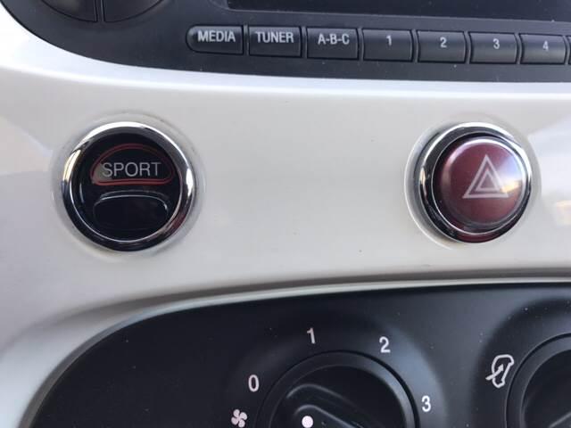 2013 FIAT 500 Pop 2dr Hatchback - San Antonio TX