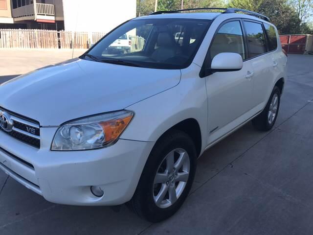 2007 Toyota RAV4 Limited 4dr SUV V6 - San Antonio TX