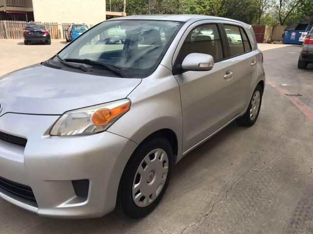 2009 Scion xD 4dr Hatchback 5M - San Antonio TX