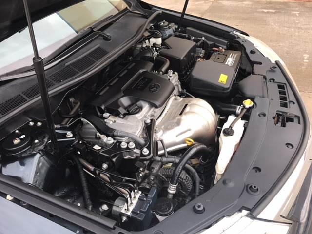 2012 Toyota Camry LE 4dr Sedan - San Antonio TX