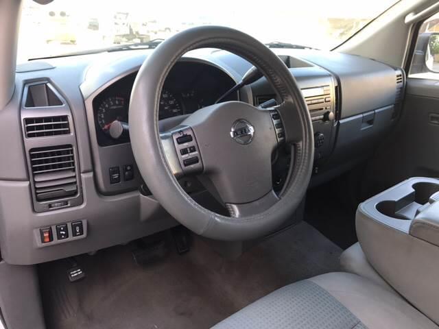 2007 Nissan Titan LE FFV 4dr King Cab SB - San Antonio TX
