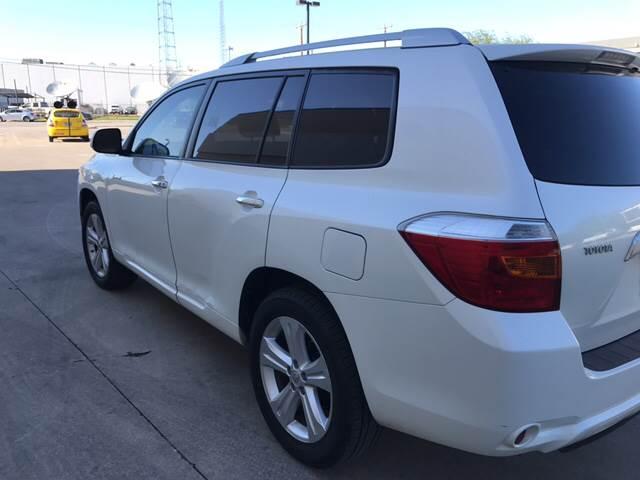 2008 Toyota Highlander Limited 4dr SUV - San Antonio TX