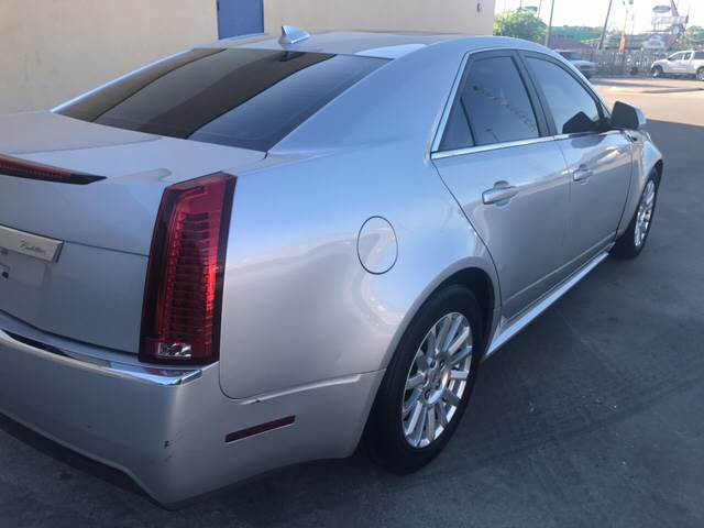2011 Cadillac CTS AWD 3.0L Luxury 4dr Sedan - San Antonio TX