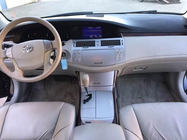2008 Toyota Avalon XL 4dr Sedan - San Antonio TX