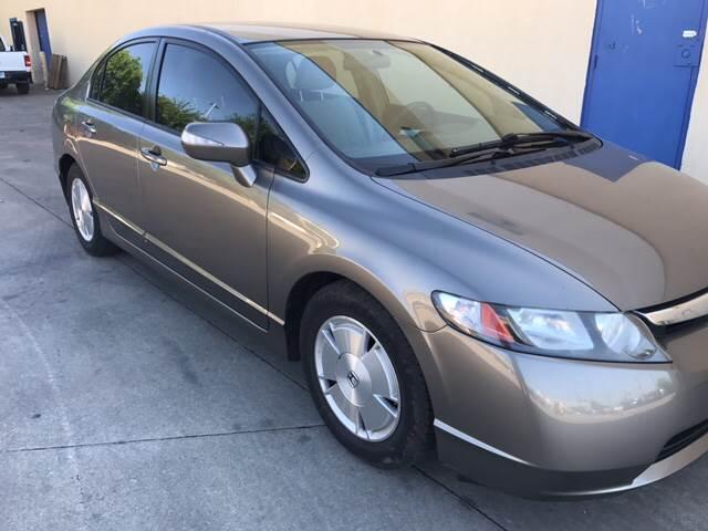 2008 Honda Civic Hybrid 4dr Sedan - San Antonio TX