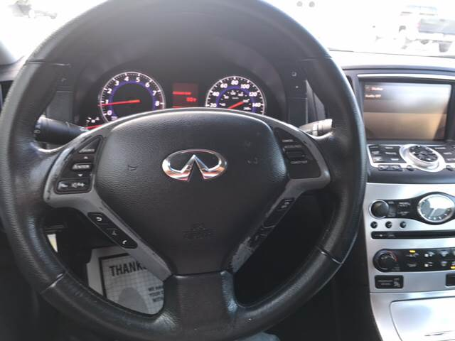 2009 Infiniti G37 Convertible 2dr Convertible - San Antonio TX
