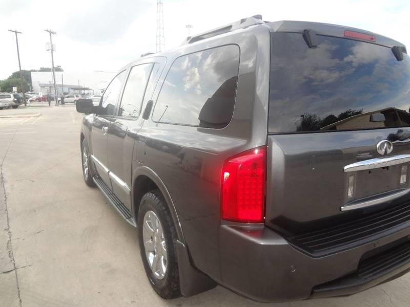2006 Infiniti QX56 4dr SUV - San Antonio TX