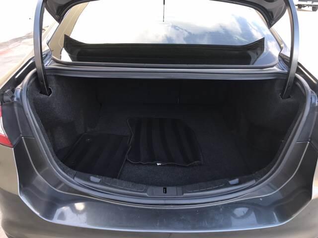 2016 Ford Fusion S 4dr Sedan - San Antonio TX