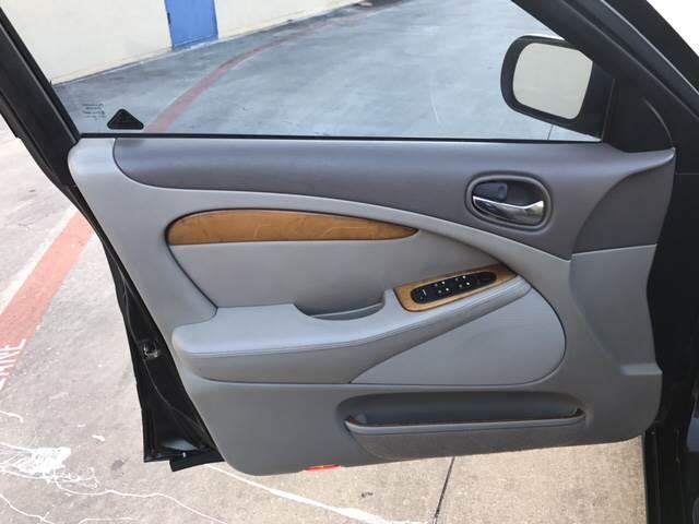 2000 Jaguar S-Type 4.0 4dr Sedan - San Antonio TX